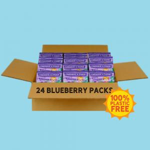 Blueberry Kids Snacks